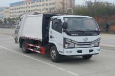 國六東風多利卡6方壓縮垃圾車價格