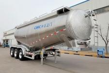中集8.8米34.6吨3轴下灰半挂车(ZJV9405GXHJMA)