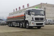 國六東風天龍30方鋁合金運油車