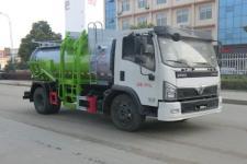 国六东风新款6方WLW5120TCAE型餐厨垃圾车价格