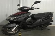 银本YB125T-8F型两轮摩托车