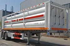 安瑞科10.6米3.4吨2轴易燃气体罐式运输半挂车(HGJ9359GRQ)