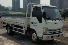 庆铃(繁体)国五单桥纯电动货车150马力1565吨(QL1041BEVECHA1)
