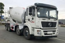 大力牌DLQ5310GJBL5型混凝土搅拌运输车