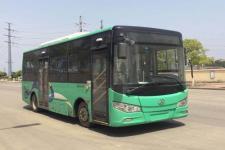 8米|晶马纯电动城市客车(JMV6801GRBEV7)