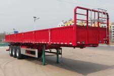 恒通梁山12米32.9吨3轴自卸半挂车(CBZ9401Z)