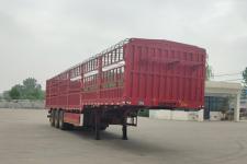 伟华通达12米33.2吨3轴仓栅式运输半挂车(LFX9400CCYE)