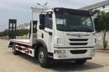 國六解放龍威平板運輸車