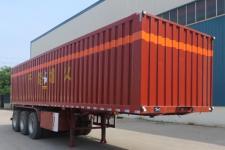 路飛8.5米31.5噸3軸雜項危險物品廂式運輸半掛車(YFZ9401XZW)