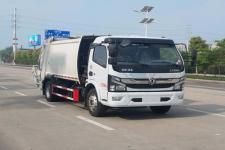 国六东风多利卡6-8压缩式垃圾车厂家直销