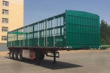 川腾10.5米35吨3轴仓栅式运输半挂车(HBS9403CCYA)
