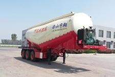 梁山宇翔8米33.5吨3轴下灰半挂车(YXM9400GXH)