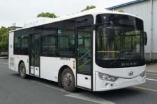 8.5米|安凯插电式混合动力城市客车(HFF6850G03CHEV12)