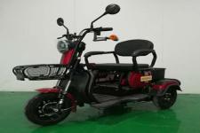小鸟牌XN500DQZ-2型电动正三轮轻便摩托车图片