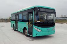 8.1米 中宜纯电动城市客车(JYK6803GBEV6)