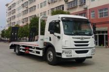 国六解放龙V 6米2平板运输车价格