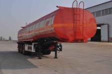 旗林11米31.2吨3轴沥青运输半挂车(QLG9402GLY)