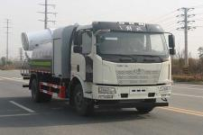 國六解放30-80米霧炮抑塵車價格