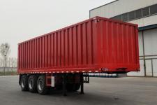 福财8.5米31.7吨3轴厢式运输半挂车(YJX9400XXYA)