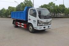 東風多利卡國六自卸式垃圾車介紹
