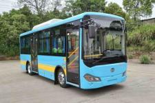 8.1米江西JXK6812BEV純電動城市客車圖片