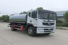 国六东风D9绿化喷洒车价格WLW5181GPSE