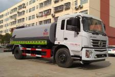 東風國六綠化環衛灑水車廠家報價