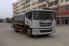 國六東風D9綠化噴灑車價格