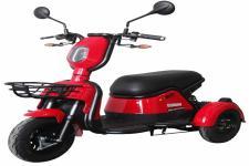 爱玛牌AM400DQZ型电动正三轮轻便摩托车图片