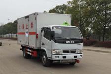 東風國六4米2廢電池廢機油廂式運輸車