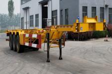 凯达宏业14米33.8吨3轴集装箱运输半挂车(WKD9400TJZE)