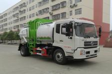 国六东风天锦12方CLW5180TCAD6型餐厨垃圾车价格