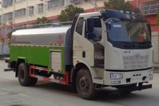 珠海市清洗车在那里买 解放国六10方高压清洗车 厂家最低报价