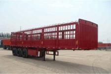 驹王11米33.9吨3轴仓栅式运输半挂车(ZJW9409CCY)