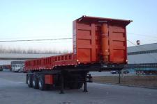 陆锋11.2米31.5吨3轴自卸半挂车(LST9401ZEHX)