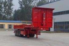 华鲁业兴10.5米31.5吨3自卸半挂车