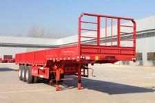 润翔骏业12米33.3吨3轴半挂车(DR9400E)