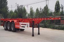 豫前通12.4米31噸3軸集裝箱運輸半掛車(HQJ9370TJZ)