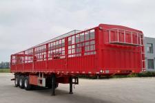 鑫万荣10米33.5吨3轴仓栅式运输半挂车(CWR9401CCY)