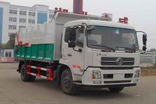 東風天錦壓縮式對接垃圾車價格13607286060