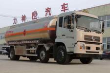 东风天锦18吨铝合金运油车价格