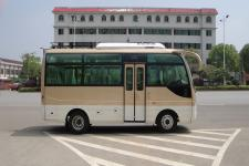賽特牌HS6605A型客車圖片3