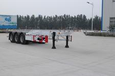 霸申特12.5米34.5吨3集装箱运输半挂车