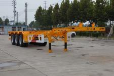 天骏德锦12.5米34.6吨3轴集装箱运输半挂车(TJV9400TJZG)
