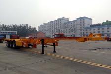 霸申特14米34.8吨3轴集装箱运输半挂车(BST9402TJZ)