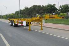通华14米34.7吨3轴集装箱运输半挂车(THT9404TJZYK01)