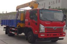 十通牌STQ5149JSQN5型随车起重运输车