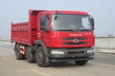 福达前四后四自卸车国五200马力(FZ3250-E51)