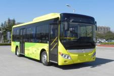 8.1米|大运纯电动城市客车(CGC6806BEV1PAMKHAUM)