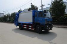 老款东风10方压缩式垃圾车价格13607286060